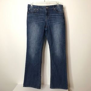 Maurices Straight Leg Jeans Size 13/14